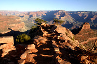 Backpacking in the Grand Canyon 2010